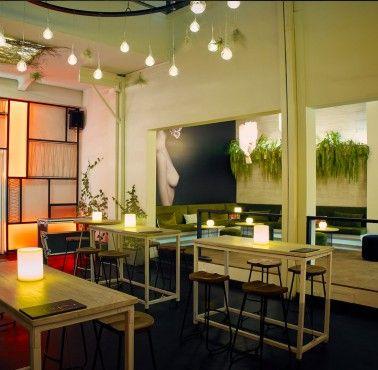 NUDA RESTO BAR Restaurante - Reserva en restaurantes de Comida INTERNACIONAL - MIRAFLORES - MESA 24/7   LIMA - Perú