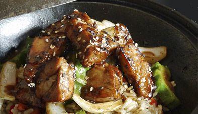 ACHE Restaurante - Comida JAPONESA TRADICIONAL - MIRAFLORES - MESA 24/7 | Perú