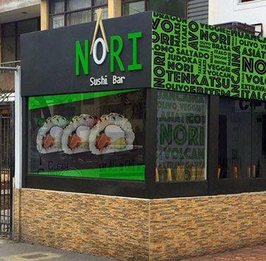 NORI SUSHI BAR Restaurante - Reserva en restaurantes de Comida FUSIóN - SAN BORJA - MESA 24/7 | LIMA - Perú