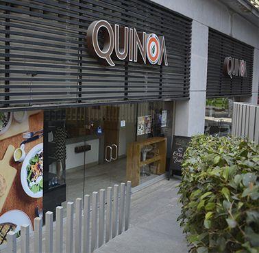QUINOA CENTRO EMPRESARIAL Restaurante - Reserva en restaurantes de Comida CAFé - SANDWICH Y ENSALADAS - SAN ISIDRO - MESA 24/7   LIMA - Perú