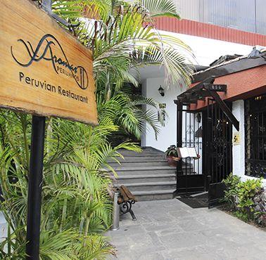 AROMAS PERUANOS Restaurante - Reserva en restaurantes de Comida PERUANA - SAN ISIDRO - MESA 24/7 | LIMA - Perú