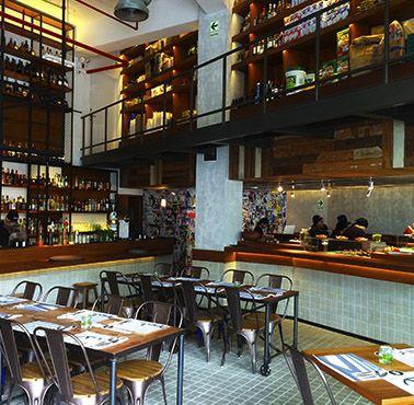 BARRIO - SAN ISIDRO Restaurante - Reserva en restaurantes de Comida BAR - TAPAS Y PIQUEOS - SAN ISIDRO - MESA 24/7 | LIMA - Perú
