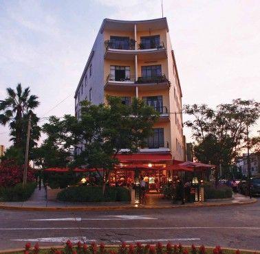 LA BONBONNIERE - SAN ISIDRO Restaurant - and Peruvian Food INTERNACIONAL - SAN ISIDRO - MESA 24/7 Guide | LIMA - Peru