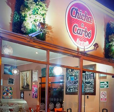 CHICHA & CARBó Restaurante - Reserva en restaurantes de Comida PERUANA - CRIOLLA - SAN BORJA - MESA 24/7 | LIMA - Perú