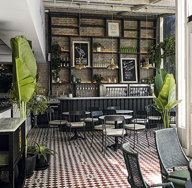OSTERIA CONVIVIUM Restaurante - Reserva en restaurantes de Comida ITALIANA / PASTAS - SAN ISIDRO - MESA 24/7 | LIMA - Perú
