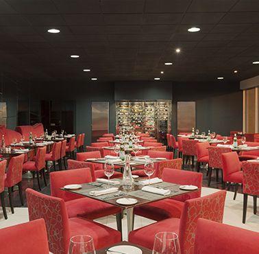 PAPRIKA AEROPUERTO Restaurante - Reserva en restaurantes de Comida FUSIóN - CALLAO - MESA 24/7 | LIMA - Perú