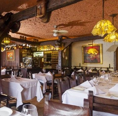 TRATTORIA DON VITO Restaurant - and Peruvian Food ITALIANA - MIRAFLORES - MESA 24/7 Guide | LIMA - Peru