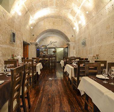 LAZOS Restaurante - Reserva en restaurantes de Comida CARNES Y PARRILLAS - AREQUIPA - MESA 24/7 | AREQUIPA - Perú