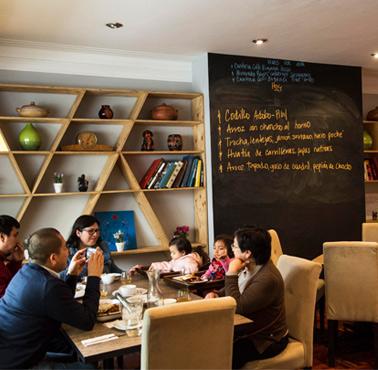 CATALINA 555 Restaurante - Reserva en restaurantes de Comida PERUANA CONTEMPORáNEA - SAN ISIDRO - MESA 24/7 | LIMA - Perú