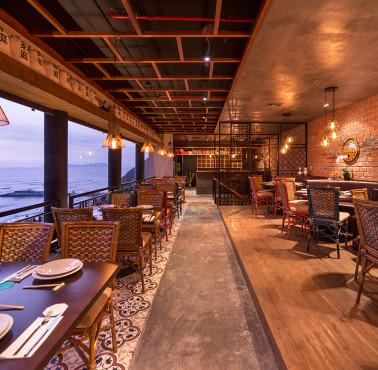 MAESTRO TZU - LARCOMAR Restaurante - Reserva y Pide Delivery o Take Out en restaurantes de Comida CHIFA - MIRAFLORES - MESA 24/7 | LIMA - Perú