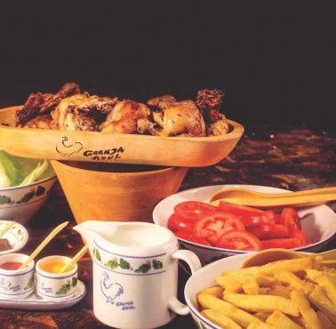 GRANJA AZUL Restaurante - Reserva en restaurantes de Comida BRASAS - LEñA Y HORNO DE BARRO - ATE - MESA 24/7 | LIMA - Perú
