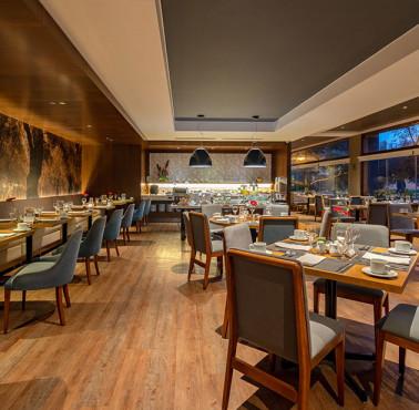EL OLIVAR (HOTEL SONESTA) Restaurante - Reserva en restaurantes de Comida INTERNACIONAL - SAN ISIDRO - MESA 24/7 | LIMA - Perú