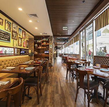DANICA EL POLO Restaurante - Reserva en restaurantes de Comida FUSIóN - SANTIAGO DE SURCO - MESA 24/7 | LIMA - Perú