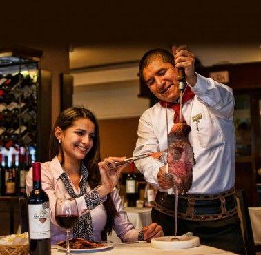 RODIZIO - SURCO Restaurante - Reserva en restaurantes de Comida CARNES Y PARRILLAS - SANTIAGO DE SURCO - MESA 24/7 | LIMA - Perú