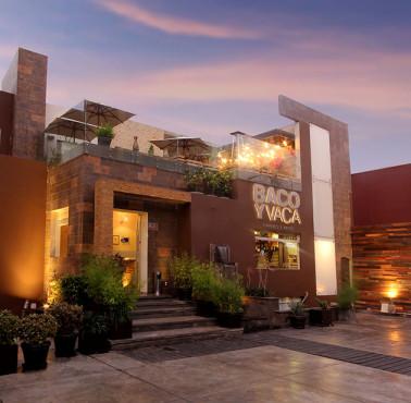 BACO Y VACA Restaurante - Reserva y Pide Delivery o Take Out en restaurantes de Comida CARNES Y PARRILLAS - SAN ISIDRO - MESA 24/7 | LIMA - Perú