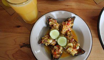 ISOLINA  Restaurante - Comida BAR - TAPAS Y PIQUEOS - BARRANCO - MESA 24/7 | Perú