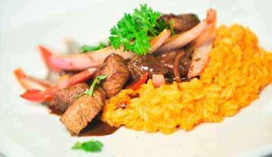 LA FORCHETTA Restaurante - Comida ITALIANA / PASTAS - MIRAFLORES - MESA 24/7 | Perú