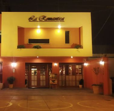 LA ROMANTICA Restaurant - and Peruvian Food INTERNACIONAL - MIRAFLORES - MESA 24/7 Guide | LIMA - Peru