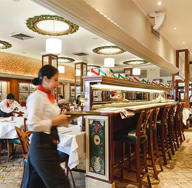 LA TIENDECITA BLANCA Restaurante - Reserva y Pide Delivery o Take Out en restaurantes de Comida INTERNACIONAL - MIRAFLORES - MESA 24/7 | LIMA - Perú