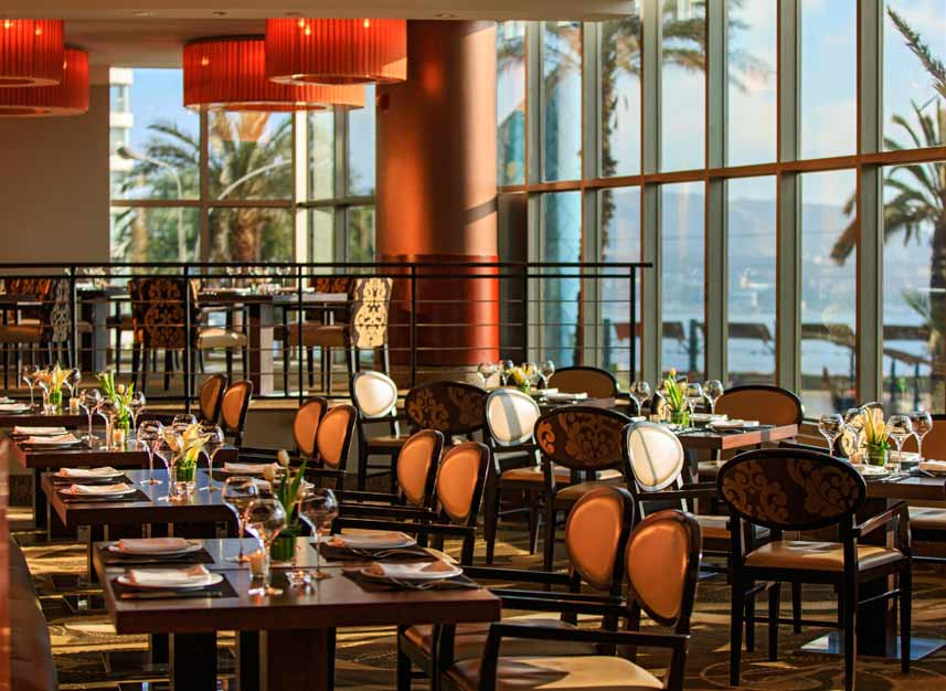 La vista jw marriott restaurante reserva en for Ristorante la vista