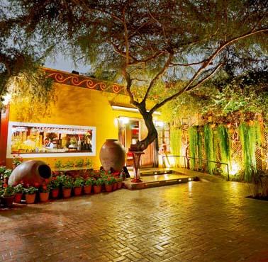LA HUACA PUCLLANA Restaurant - and Peruvian Food PERUANA - CRIOLLA - MIRAFLORES - MESA 24/7 Guide | LIMA - Peru