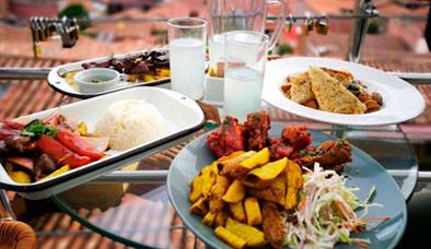 Resultado de imagem para limbus restaurante cusco