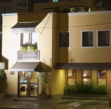 L'IMPASTO Restaurant - and Peruvian Food ITALIANA - MIRAFLORES - MESA 24/7 Guide | LIMA - Peru
