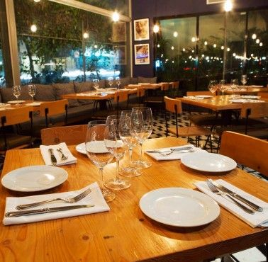 LOS BACHICHE Restaurant - and Peruvian Food ITALIANA - MIRAFLORES - MESA 24/7 Guide | LIMA - Peru