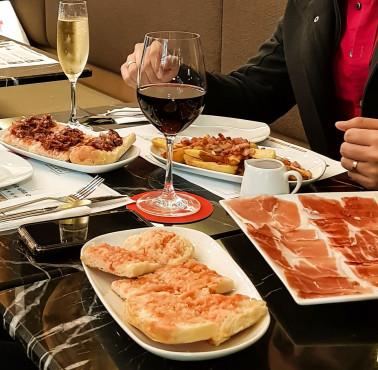 ENRIQUE TOMáS Restaurante - Reserva y Pide Delivery o Take Out en restaurantes de Comida BAR - TAPAS Y PIQUEOS - SANTIAGO DE SURCO - MESA 24/7 | LIMA - Perú