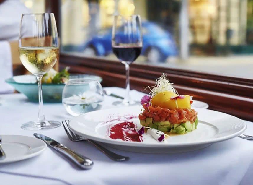 Marchand restaurante reserva en restaurantes de comida for Comida francesa en lima