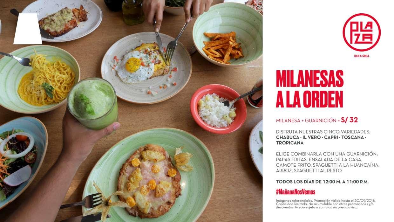 Llegó!!! el Festival de Milanesas!