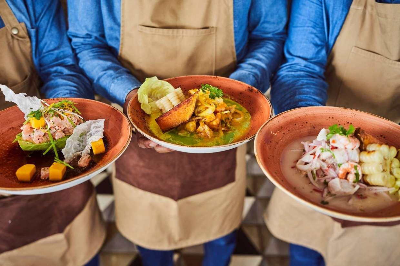 ¡Ceviche Nikkei, Mixto y Tradicional!