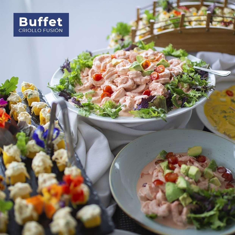 ¡Inicia diciembre con un almuerzo familiar!
