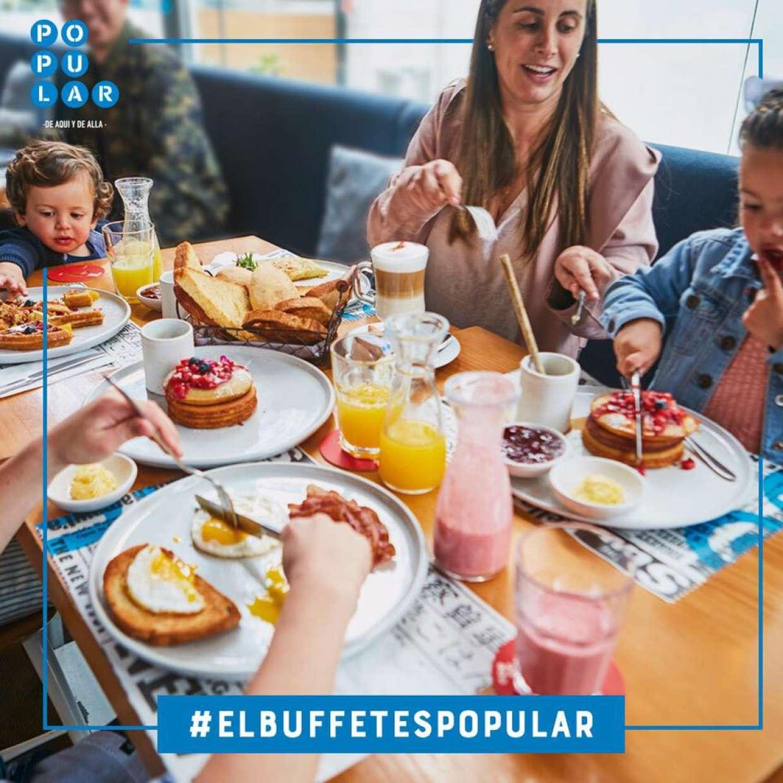 ¡El desayuno es #Popular!