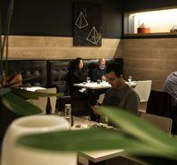 Toshi restaurante comida japonesa tradicional cocina for Mesa japonesa tradicional
