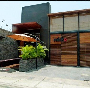NIKKO LA MOLINA Restaurant - and Peruvian Food NIKKEI / JAPONESA - LA MOLINA - MESA 24/7 Guide | LIMA - Peru