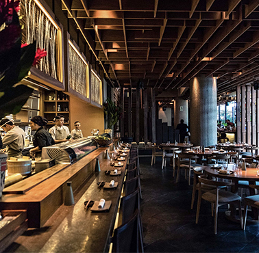 OSAKA - SAN ISIDRO Restaurant - and Peruvian Food NIKKEI / JAPONESA - SAN ISIDRO - MESA 24/7 Guide | LIMA - Peru