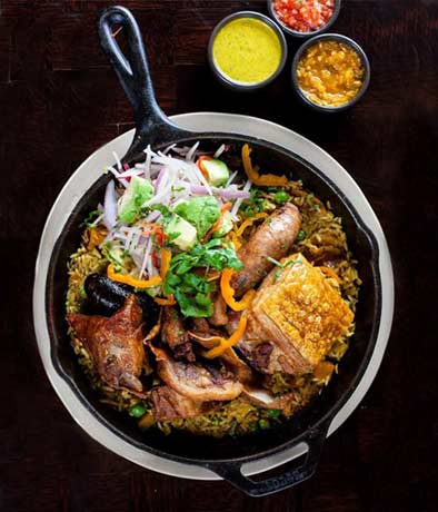 PANCHITA Restaurante - Comida CARNES Y PARRILLAS - MIRAFLORES - MESA 24/7 | Perú