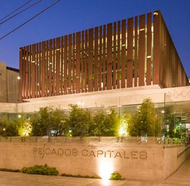PESCADOS CAPITALES - CHACARILLA Restaurante - Reserva en restaurantes de Comida PESCADOS Y MARISCOS - SAN BORJA - MESA 24/7 | LIMA - Perú