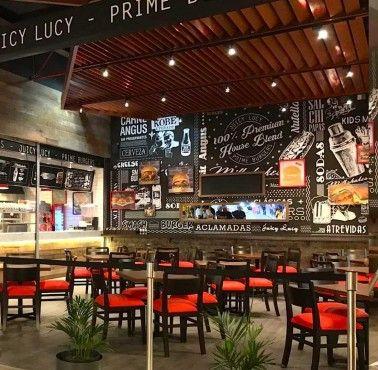 JUICY LUCY JOCKEY PLAZA Restaurante - Reserva en restaurantes de Comida CARNES Y PARRILLAS - SANTIAGO DE SURCO - MESA 24/7 | LIMA - Perú