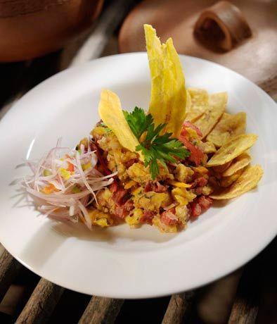 PUNTA SAL (CONQUISTADORES) Restaurante - Comida PESCADOS Y MARISCOS - SAN ISIDRO - MESA 24/7 | Perú