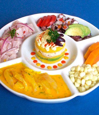 PUNTA SAL (CORPAC) Restaurante - Comida PESCADOS Y MARISCOS - SAN ISIDRO - MESA 24/7 | Perú