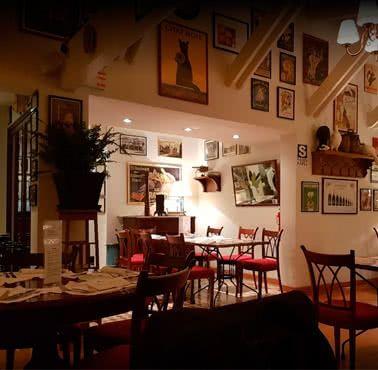 DELIFRANCE Restaurante - Reserva en restaurantes de Comida FRANCESA - MIRAFLORES - MESA 24/7 | LIMA - Perú